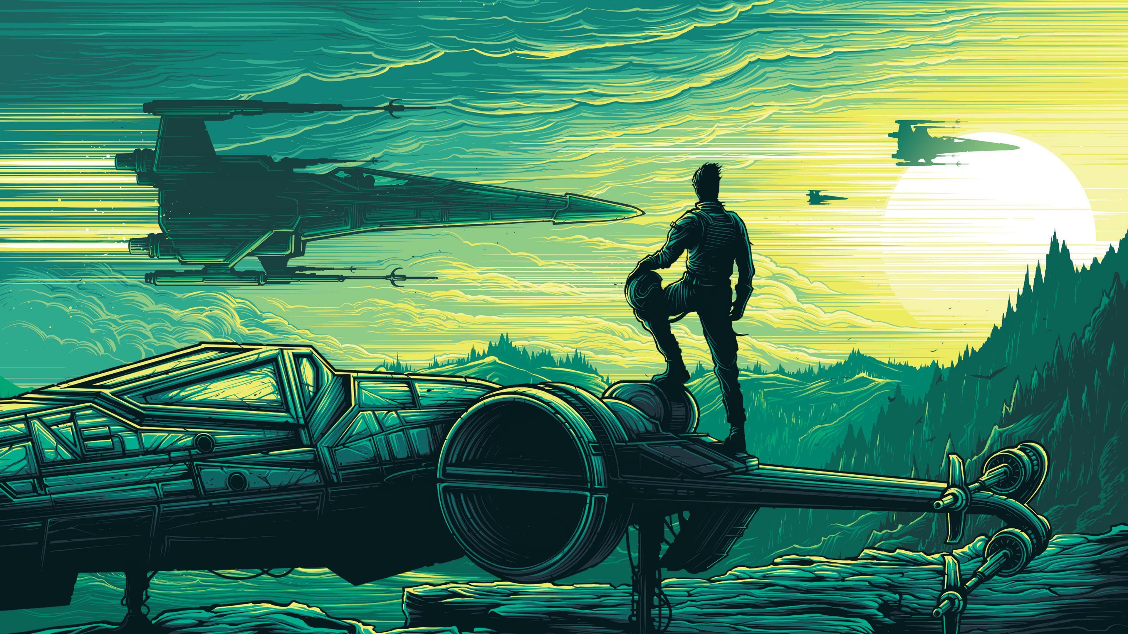 The Force Awakens Imax Wallpapers 3840x2160 4k Imgur Force Awakens Poster Star Wars Wallpaper Star Wars Poster