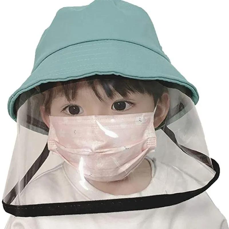 4 Criancas Safety Face Shield Criancas Chapeu Facial Shield R 91 46 Em Mercado Livre Kids Sun Hat Kids Hats Sun Protection Hat