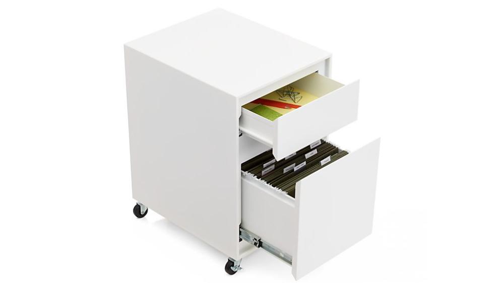 Pilsen Salt Two Drawer File Cabinet Filing Cabinet Cabinet Home Office Design