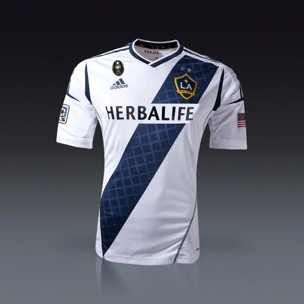finest selection 87d7a 08b30 adidas LA Galaxy Authentic Home Jersey 2012 | My LA Galaxy ...