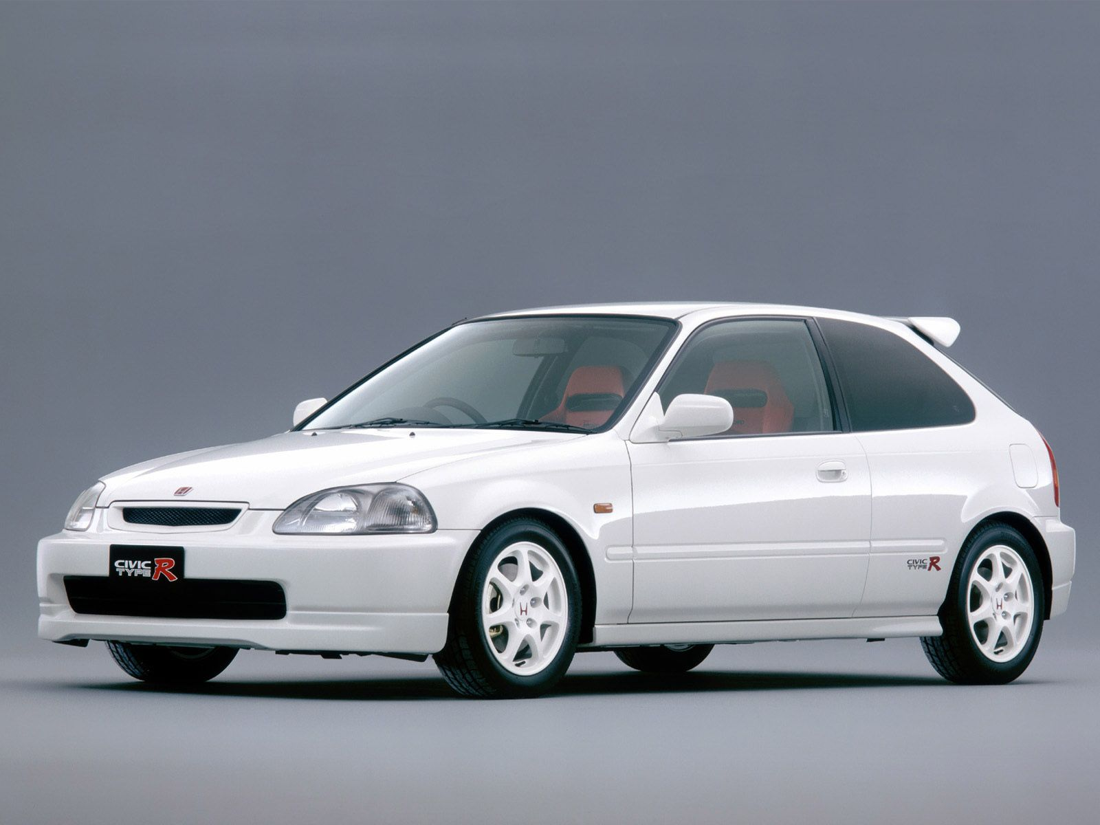 The honda civic type r classic and forbidden in the united states because
