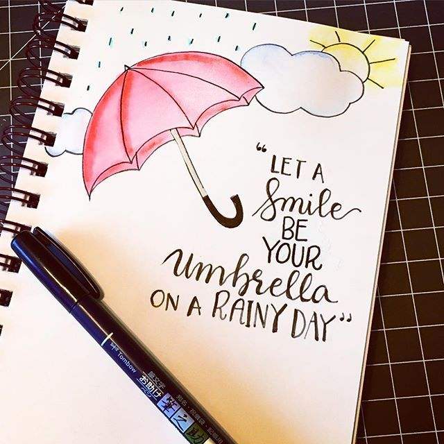 Der spruch hand lettering pinterest spr che for How to find inspiration for drawing