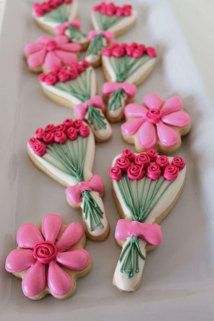 Flower Bouquet Cookies Images - Flower Wallpaper HD