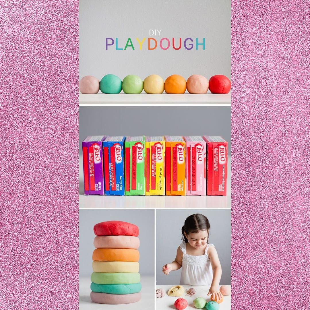 Play dough You will need white flour 1 cup warm water