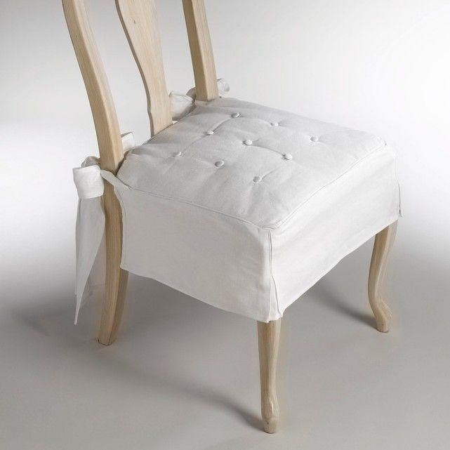 Cuscino per sedia misto linocotone JIMI (con immagini