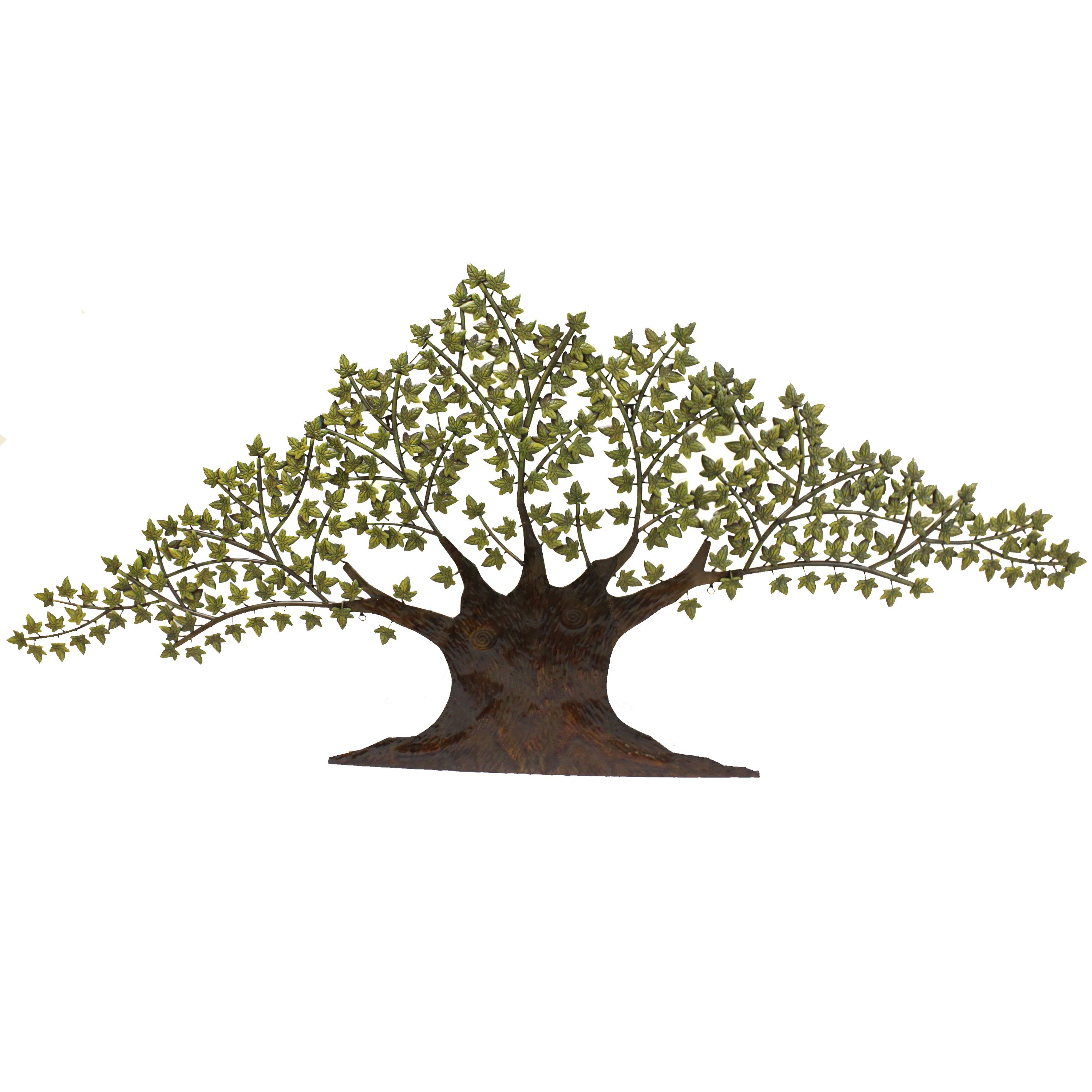 Create peace within your home decor with the symbolic tree of