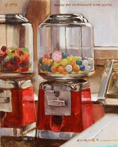 James Gurney Blog : james, gurney, Highlights, Specularity, Painters, America, Plein, Painting, Still, Life,, Paintings