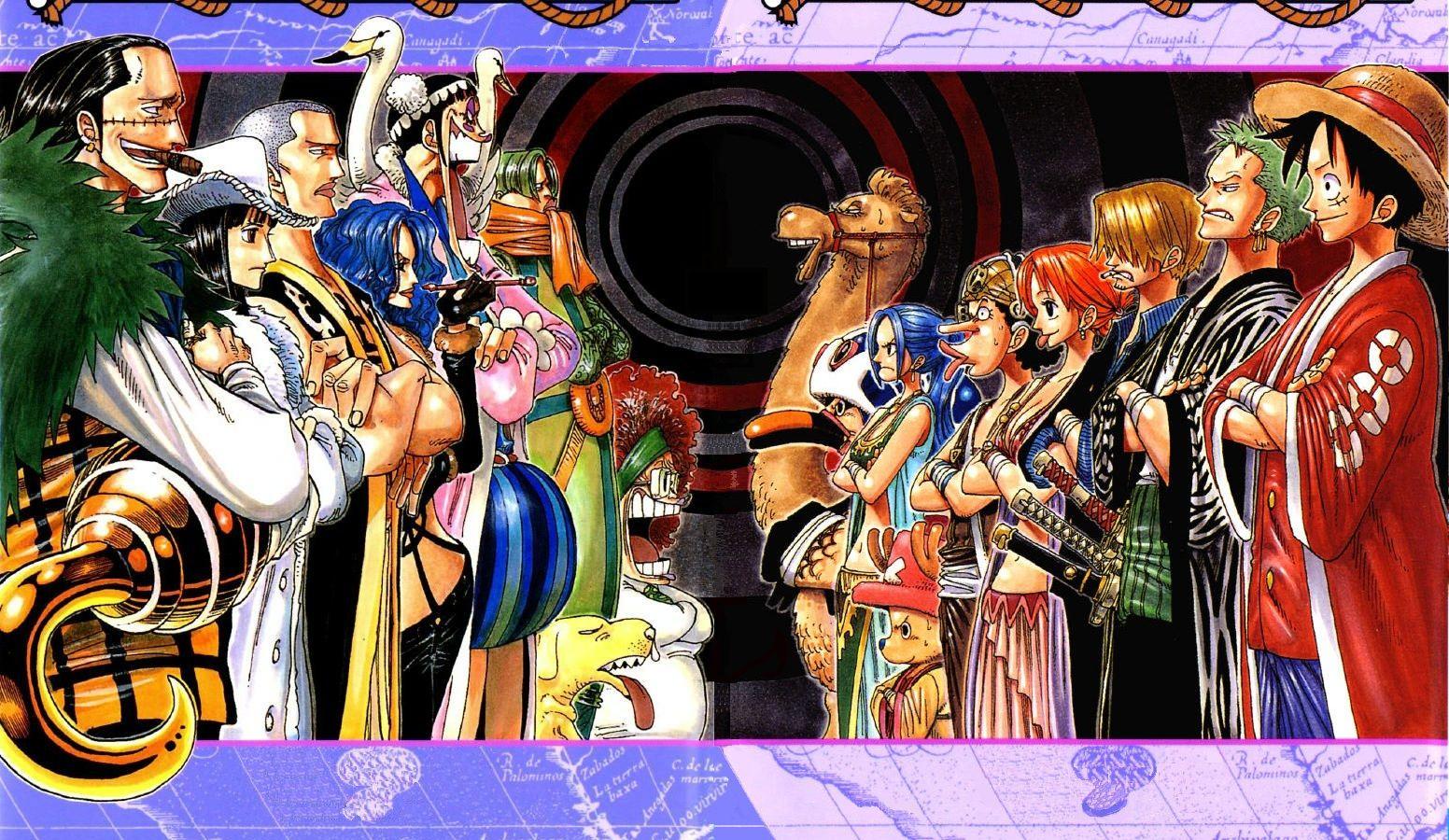 Alabasta Arc Anime One Piece Manga One Piece Images