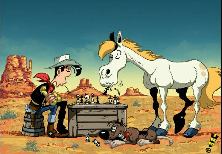 Lucky Luck Dibujos De Perros Dibujos Comics Dibujos Animados Clasicos