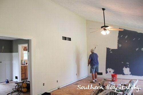 warm white - SW Moderate White | Home decor, Design
