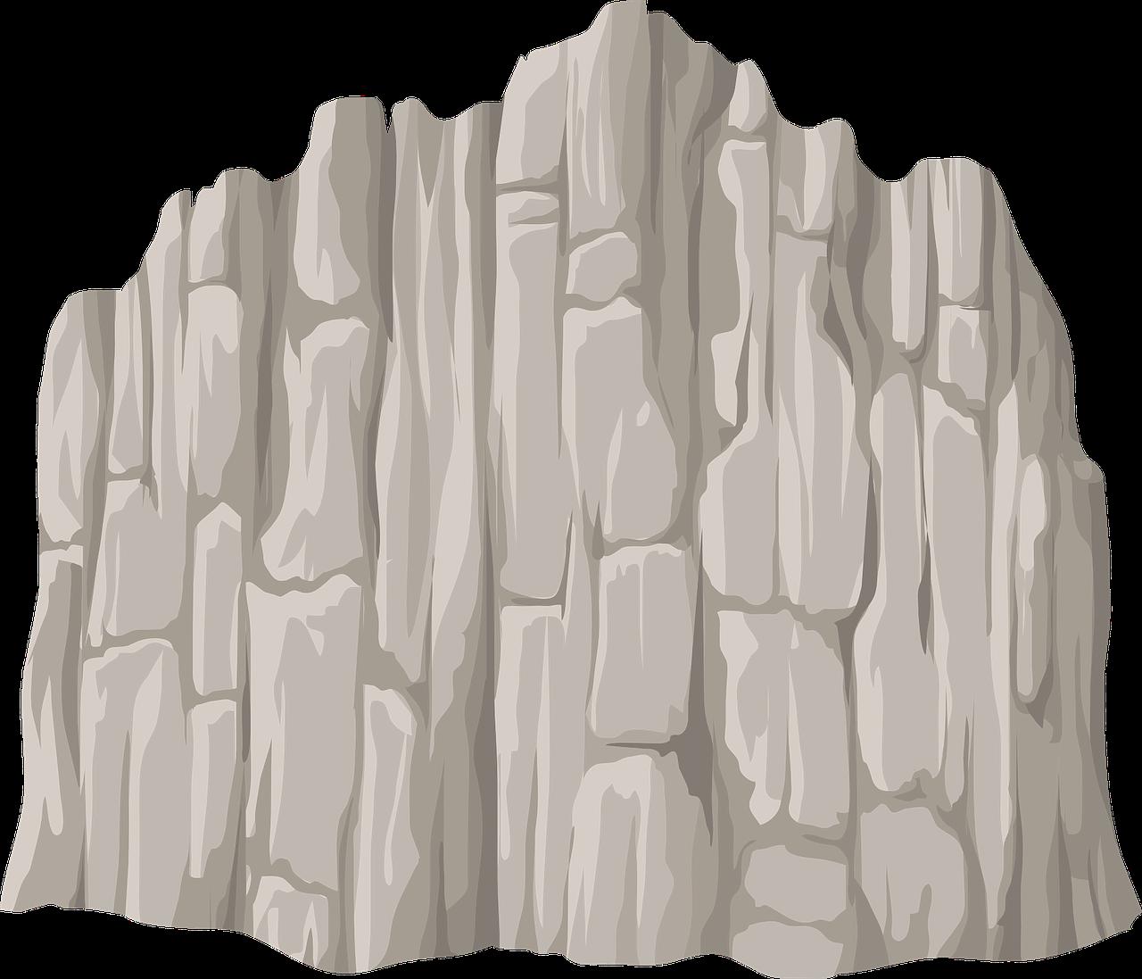 Free Image On Pixabay Rock Cliff Hill Mountain Peak Rock Clipart Drawing Rocks Clip Art