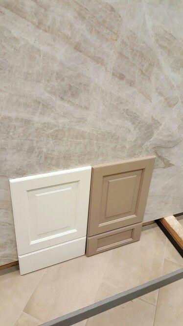 Exceptionnel Brookhaven Alpine White And Glazed Latte With Taj Mahal Quartzite.