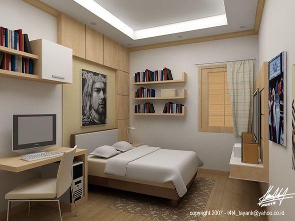 Ideas De Diseo De Interiores Dormitorios Juveniles Minimalistas
