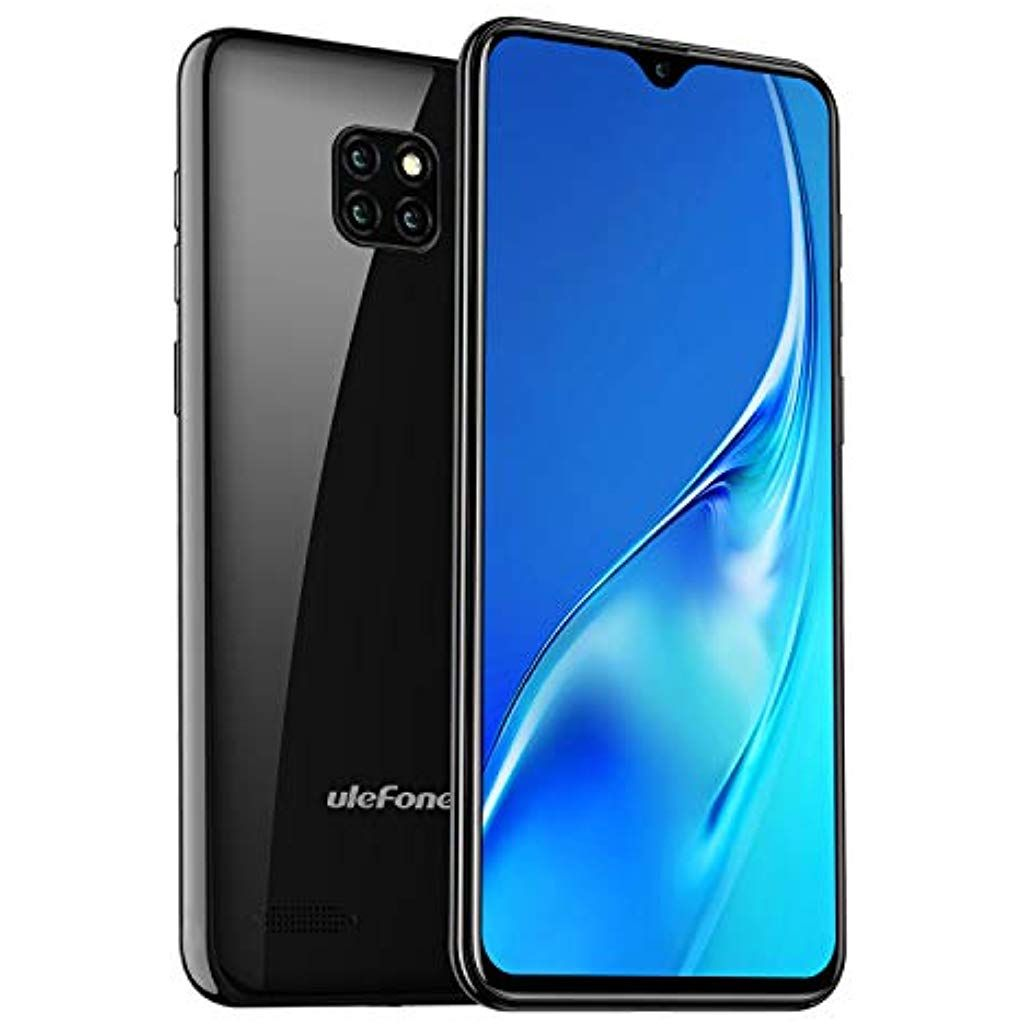 Ulefone Note 7 61 Zoll Smartphone Dual Sim Handy 16gb Interner Speicher Android 9 0 Pie Schwarz Elektronik Foto Handys Zubehor Z Smartphone Elektronik Handy