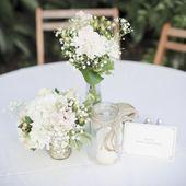 Blumendeko zum Verlieben: 40 kreative Ideen für deine Hochzeit  Rote Rosen oder…