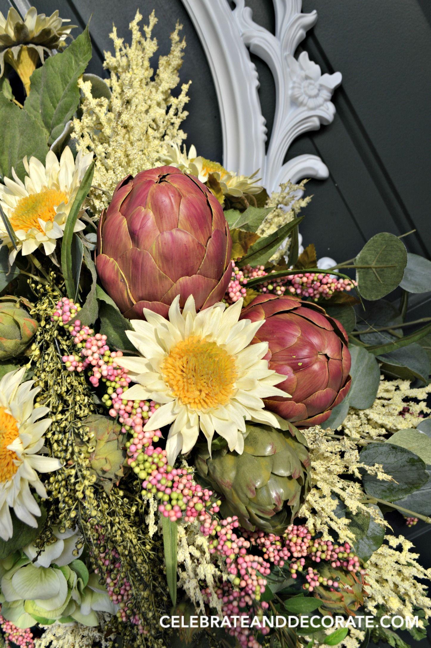 DIY Picture Frame Wreath Celebrate & Decorate in 2020