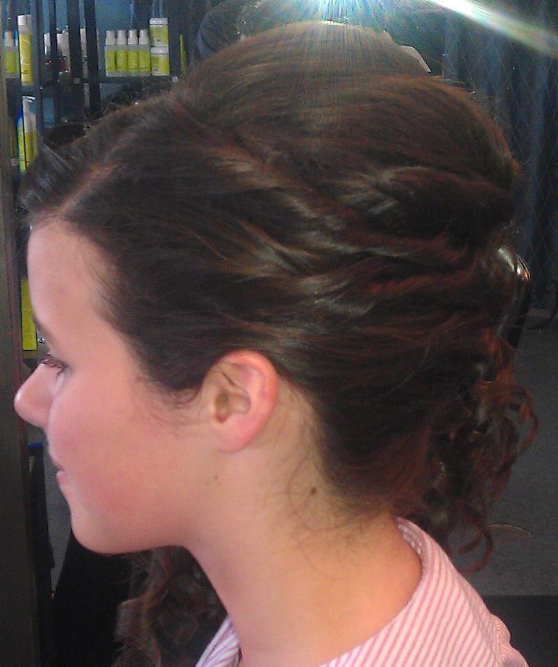 Updo by Maria Orbinati- MLO Salon in Cicero, NY   Hair ...