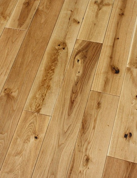Our 125mm Solid White Oak Is A Stunning And Hard Wearing Floor Suitable For Use In