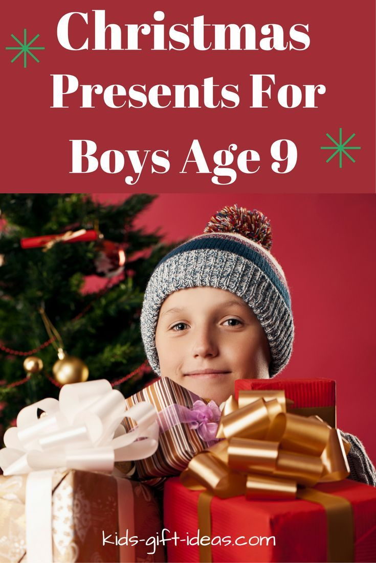 Age 9 christmas gift ideas