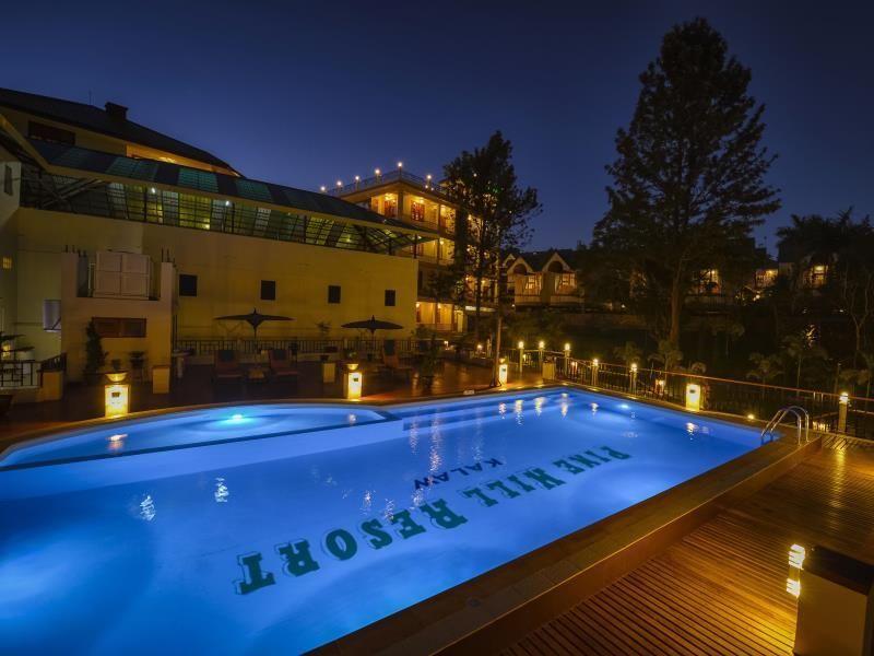 Kalaw Pine Hill Resort Myanmar, Asia Set in a prime ...