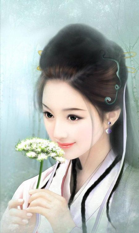 Chinese lady chinese ancient beauty painting pinterest chinese lady voltagebd Image collections