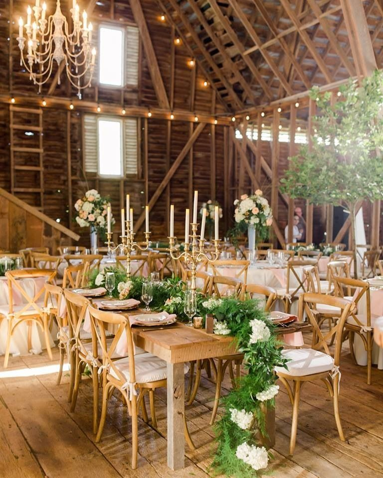 We Are Swooning Over This Gorgeous Red August Farm Wedding