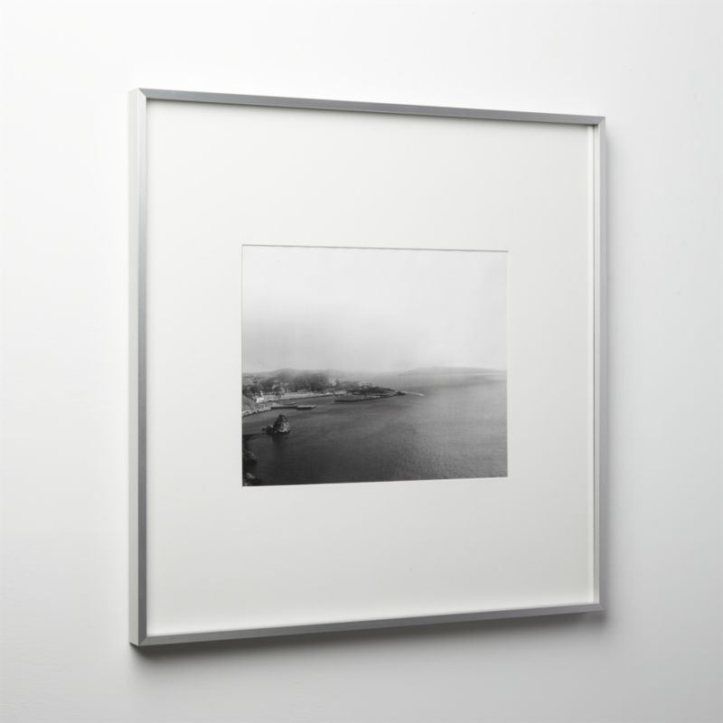 gallery brushed silver 11x14 picture frame | Home, Poster frames and ...