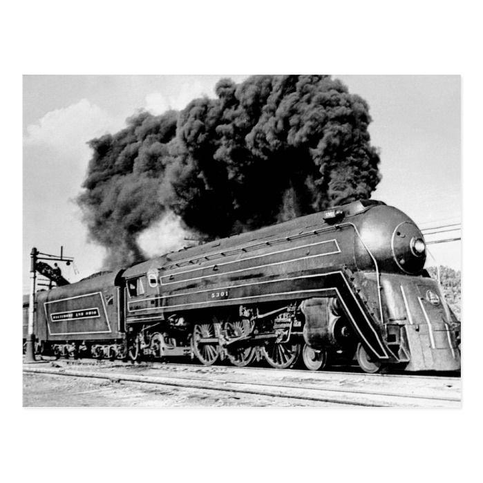 20th Century Limited Train Highball It! Vintage Po