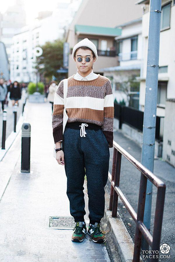 Tokyo street fashion store 22