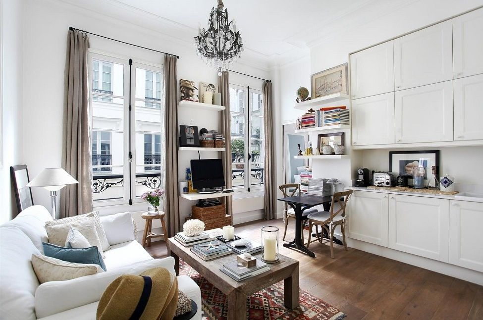 Paris inspired interior design french interior design for Paris living room ideas