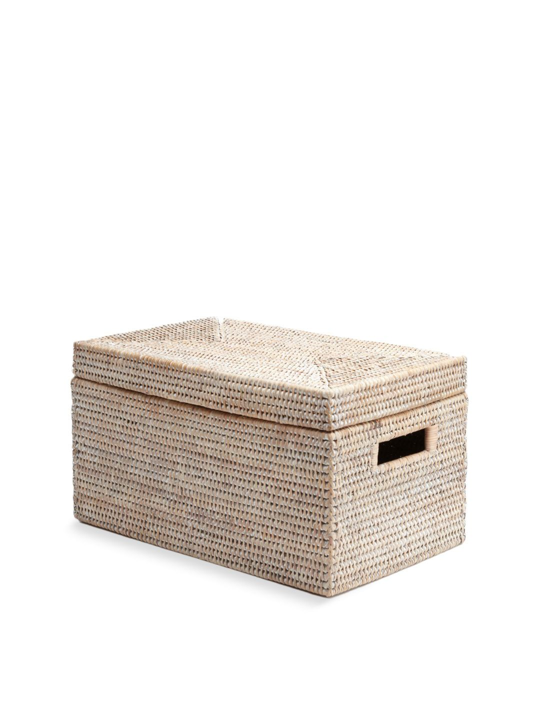Matahari Inc. U2022 Rectangular Storage Basket: