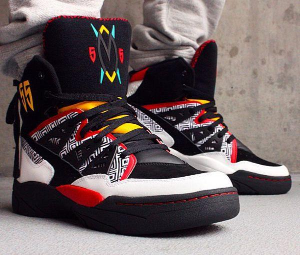 adidas dikembe mutombo Jailblazin Baskets hip hop, Adidas  Hip hop sneakers, Adidas
