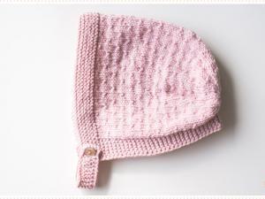 Tricot layette Le bonnet pour bébé • Hellocoton.fr