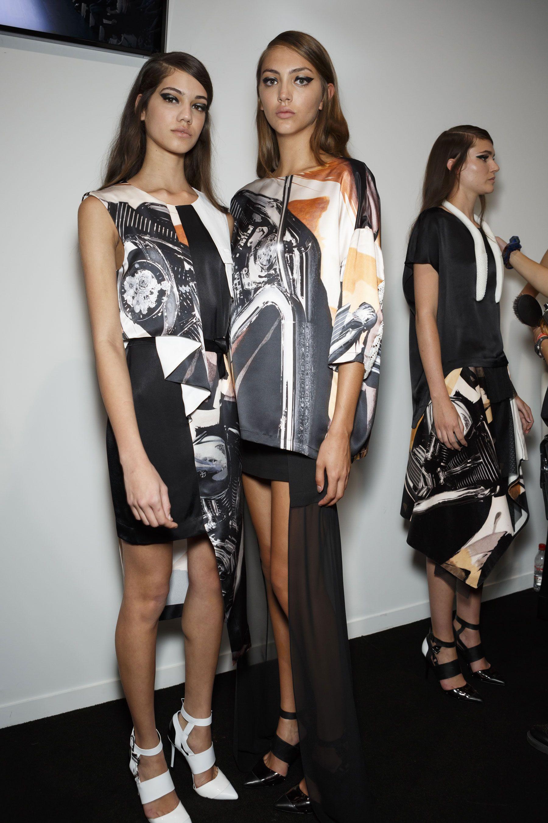 Jean Pierre Braganza Spring 2015 Rtw Fashion Show Fashion Fashion Week London Fashion Week