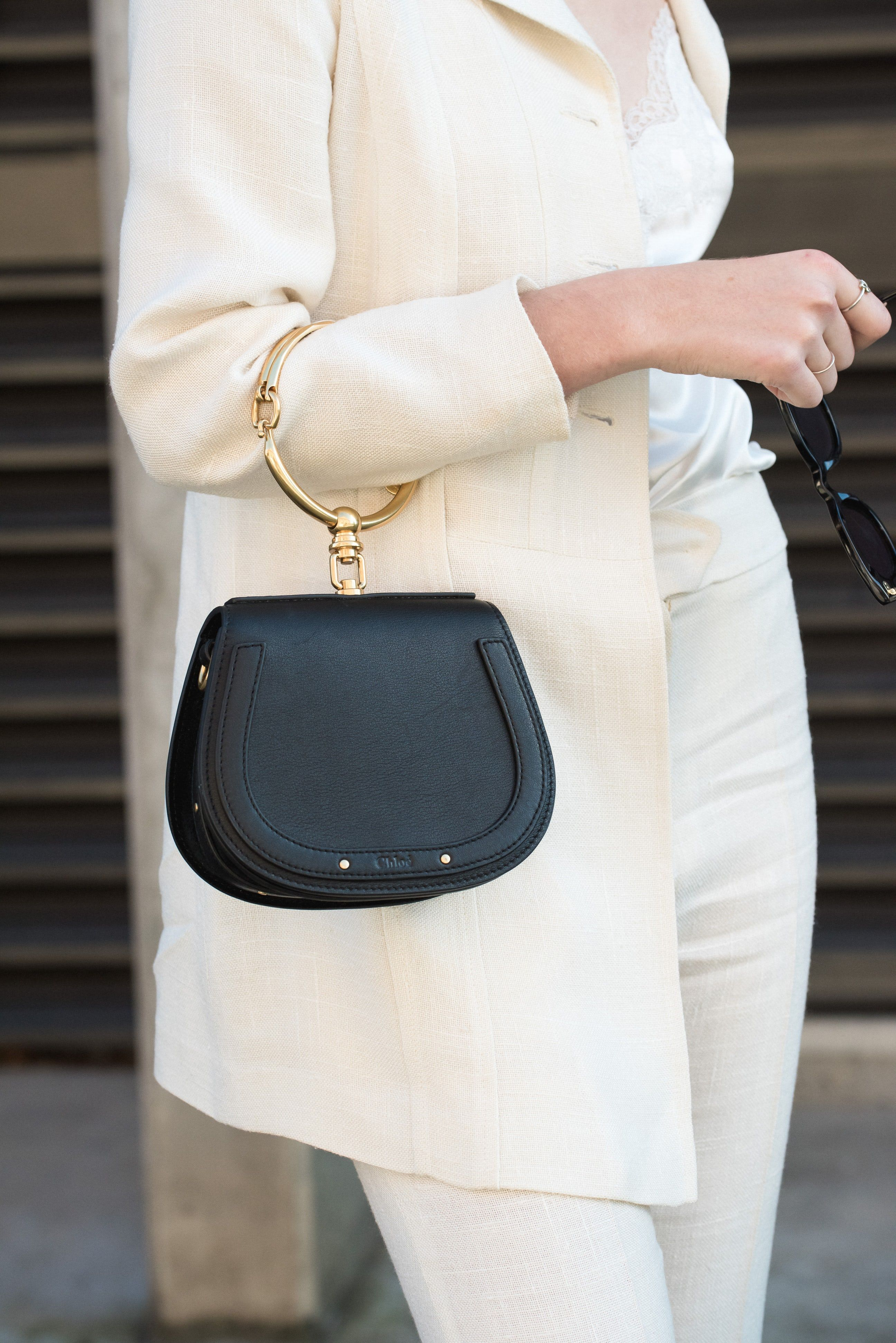 3f85a794ccb1 women's black leather bag | Fashion Lookbook & Style Guide | Purses ...