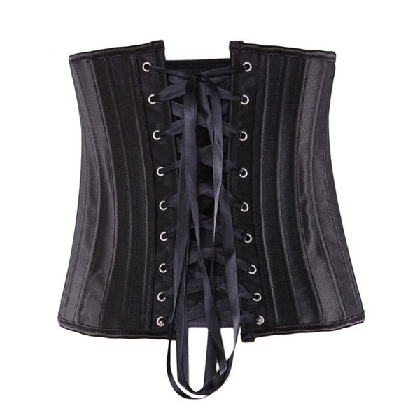 26.32$  Buy now - http://dinkh.justgood.pw/go.php?t=201646802 - Steel Strapless Lace Up Waist Training Corset 26.32$
