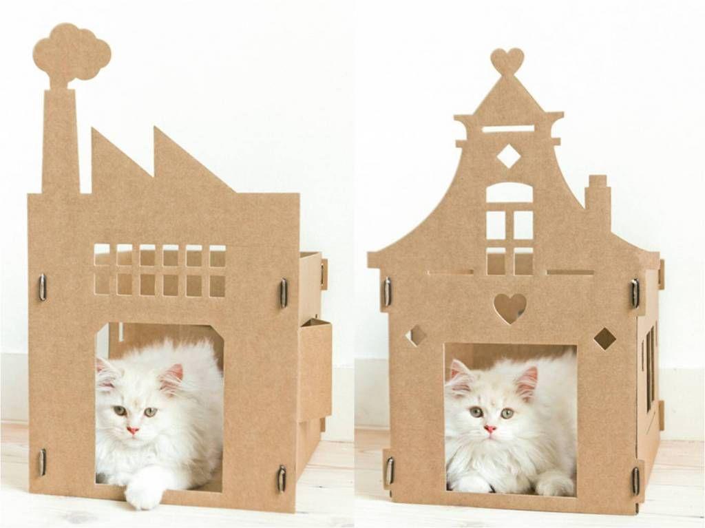 Modern Cat Furniture U2013 The KEK Cat House