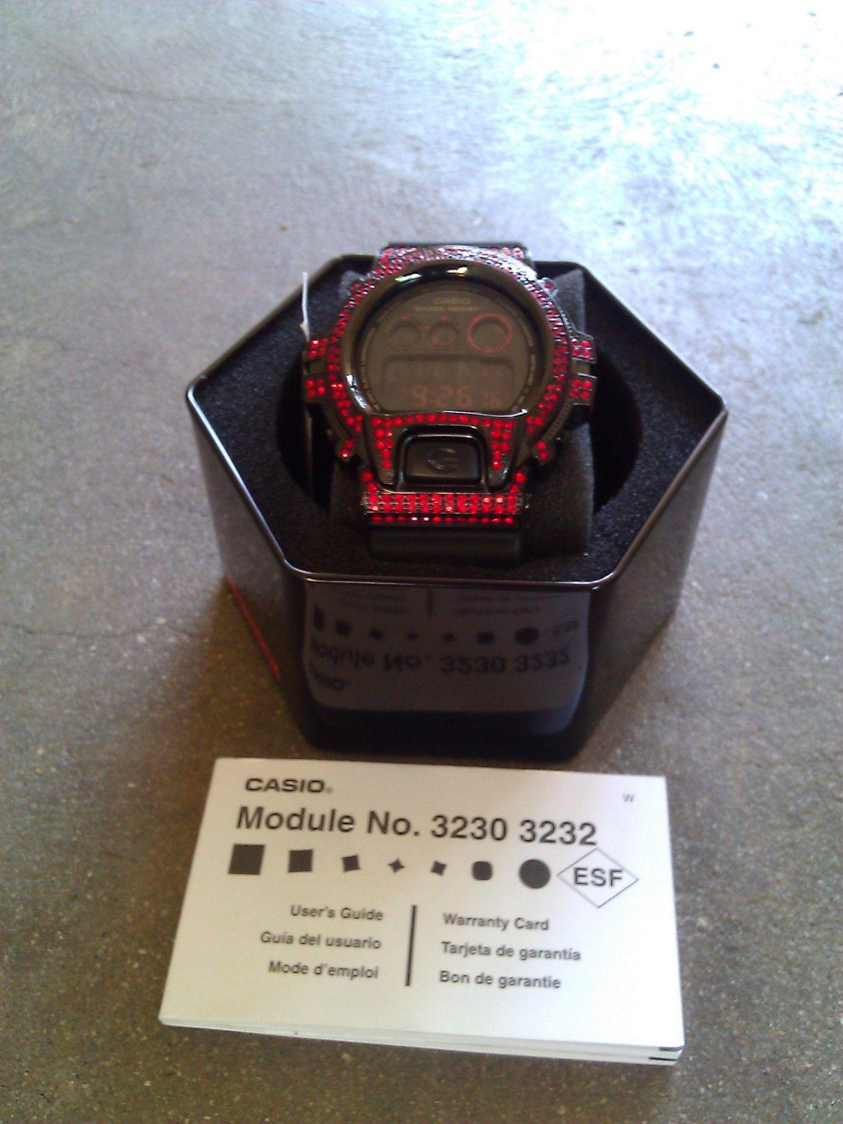 Casio G Shock Dw6900ms