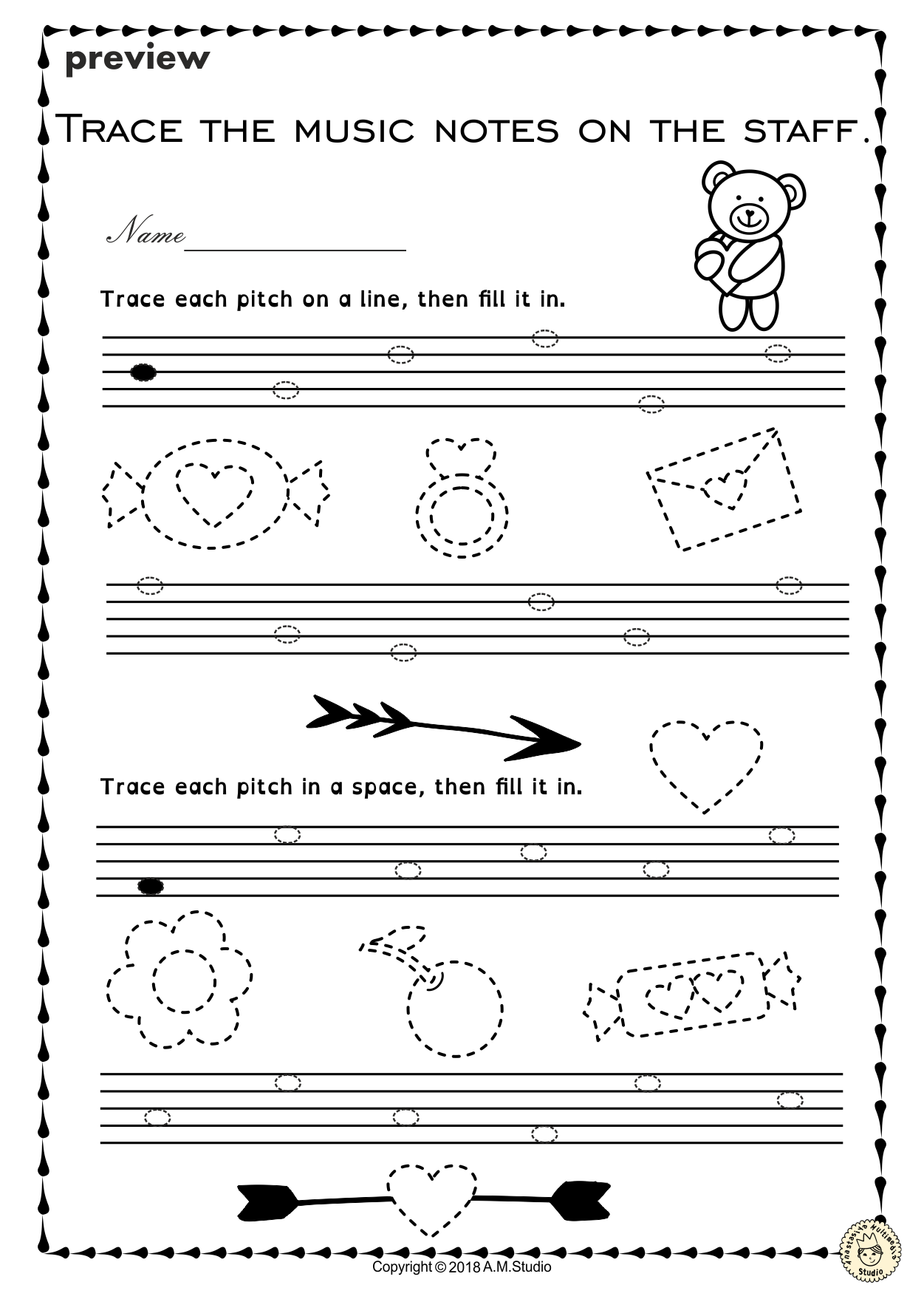 Elmused Music Musicworksheets Musiceducation Linespace Highlow Valentine Sday Amstudio Letter O Worksheets Letter O Music Worksheets [ 1758 x 1251 Pixel ]