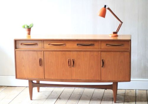 Vintage-Retro-Mid-Century-G-Plan-Fresco-Sideboard-DELIVERY-AVAILABLE