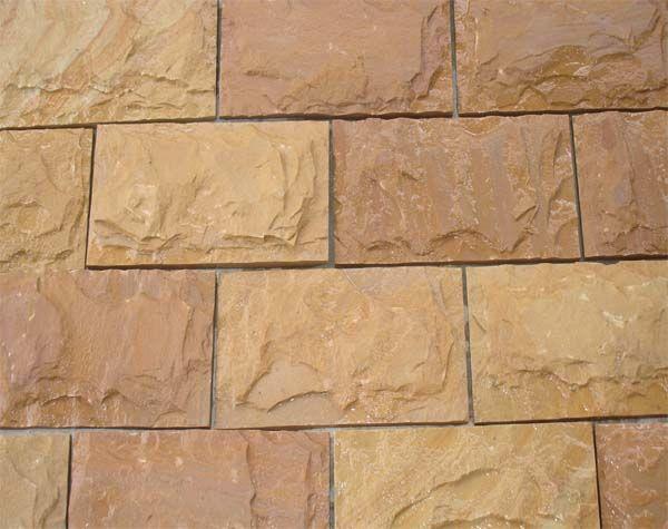 Wallings Walling Stone Cladding Sandstone Wall