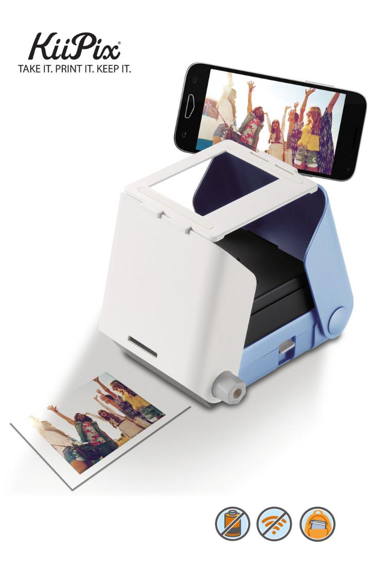 Kiipix Ist Der Perfekte Reisebegleiter Mit Dem Du Moment Aufnahmen Deiner Abenteuer Ganz Easy Als Erinnerung Drucken Ka Batterien Smartphone Drucken