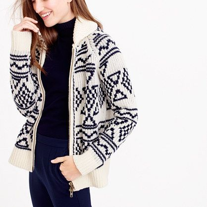 Everyone needs a cozy Fair Isle sweater to warm up in throughout ...