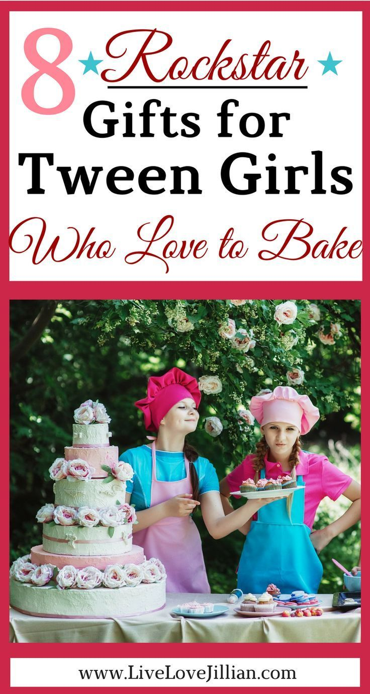 9 of the best baking gifts for girls diy gifts for mom
