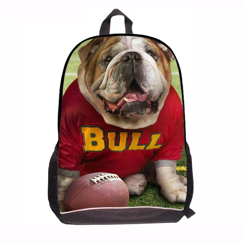 3D Cute Puppy school bags Dog Design Animal cat Pet Bagpack ...