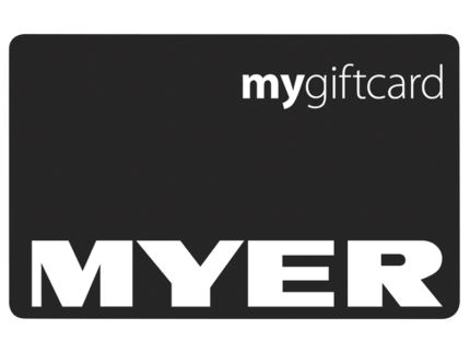 Add value to your Coles Myer gift card by activating it