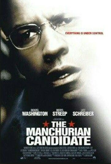 The Manchurian Candidate.