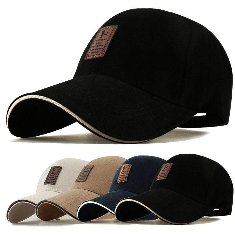 74889a69abbc6 1 unidades de la gorra de béisbol ajustable de los hombres tapa ocasional  ocio snapback sombreros
