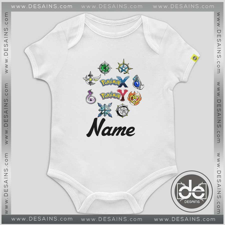 Buy onesies pokemon xy clothes tshirt custom personalized childrens