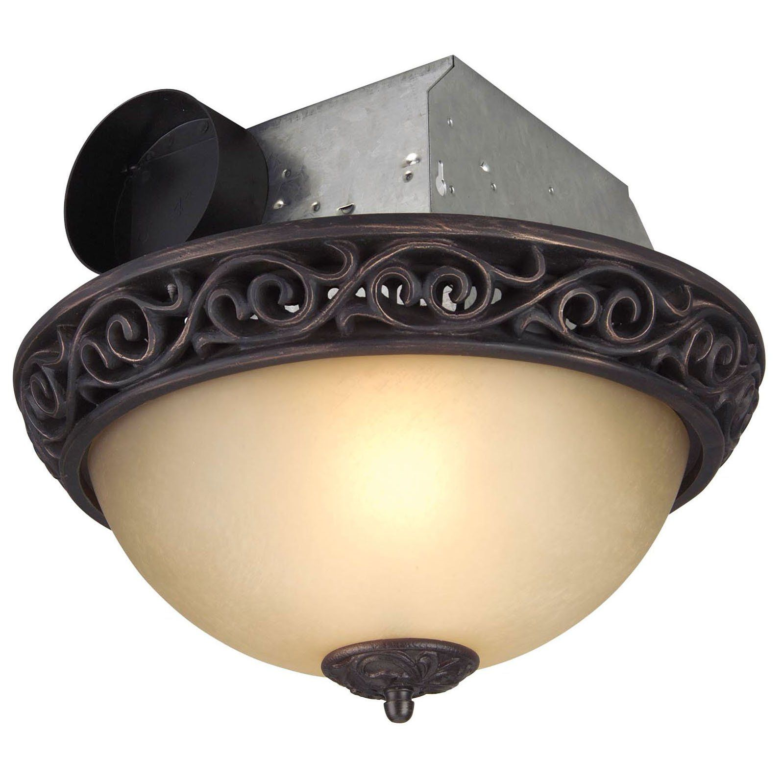 Craftmade Tfv70l Aiorb Bathroom Exhaust Fan Oil Rubbed Bronze From Hayneedle